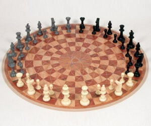 Three Person Chess