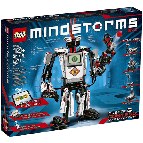 LEGO Mindstorms EV3 Robotics Kit