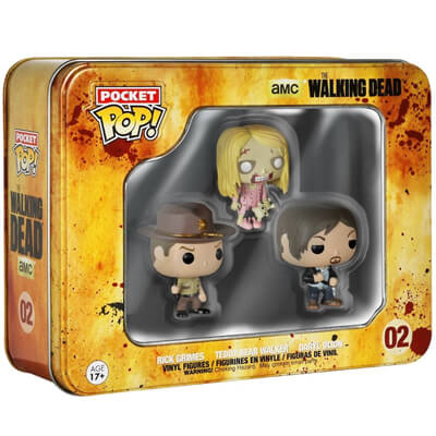 Funko Pop Mini Figure Set