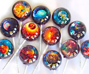 Hubble NASA Space Science Lollipops