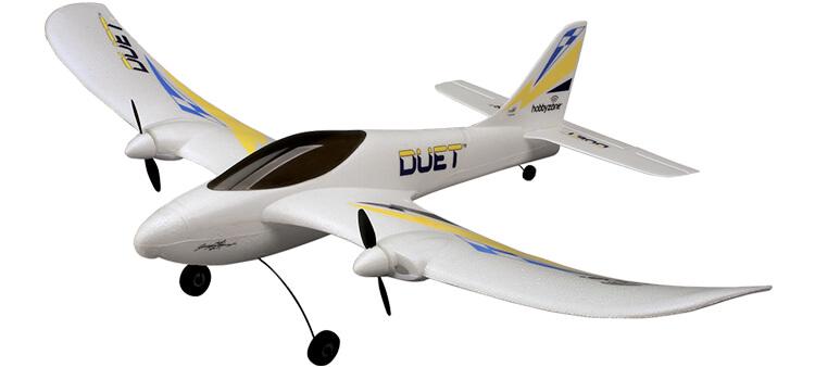 HobbyZone Duet RX plane