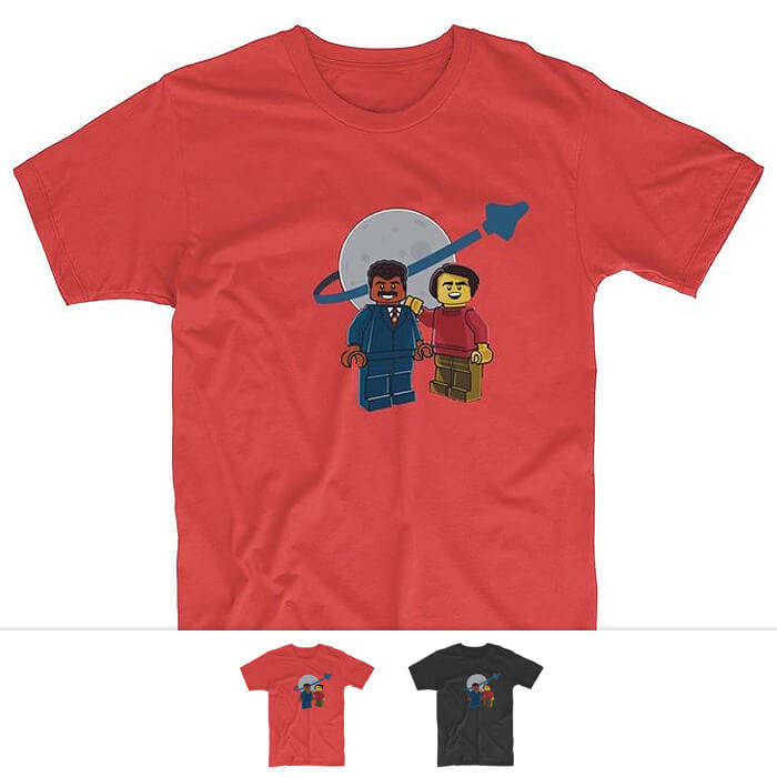 Carl Sagan Neil DeGrasse Shirt