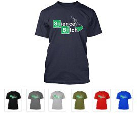 Science Geek Shirt