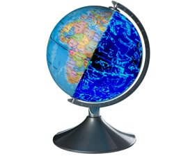 Day Night Interactive Globe