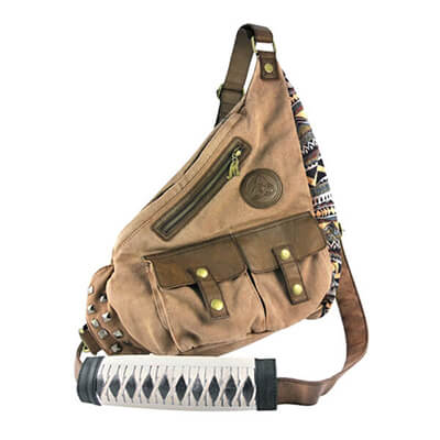 TWD Michonne's Sling Bag