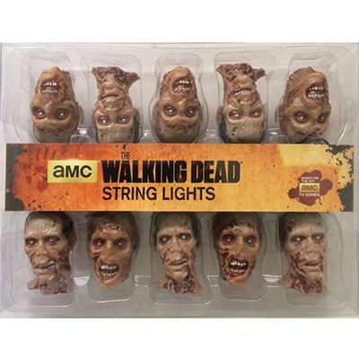 Walking Dead String Lights