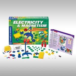 The best new science and experiment kits for kids let your child discover the relationship between electricity and magnetism and explore the concepts of electricity with these easy snap together blocks solutioingenieria Gallery