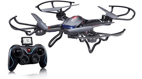 Remote Control Quadcopter With Camera