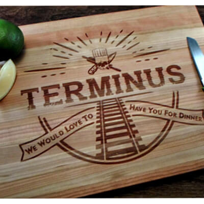 Terminus Cutting Board