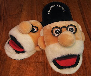 Freudian Slippers Geek Gift
