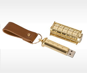 Cryptex engineering USB Flash Drive