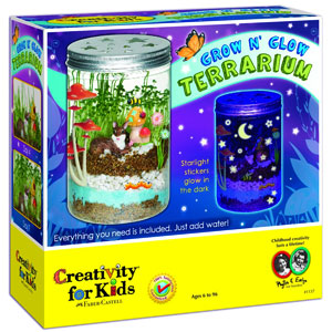 grow n glow terrarium instructions