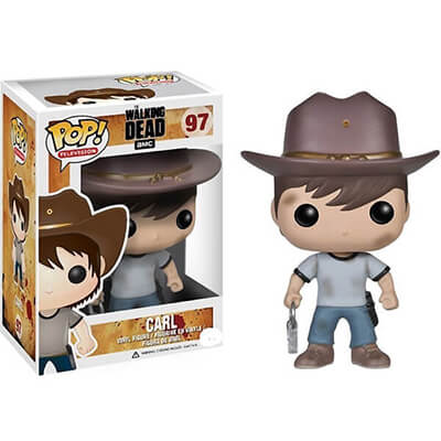 TWD Carl Action Figure