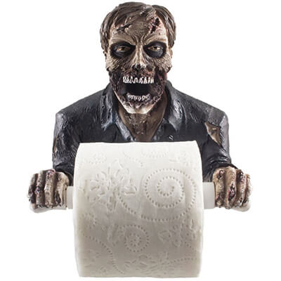 Zombie Toilet Paper Holder