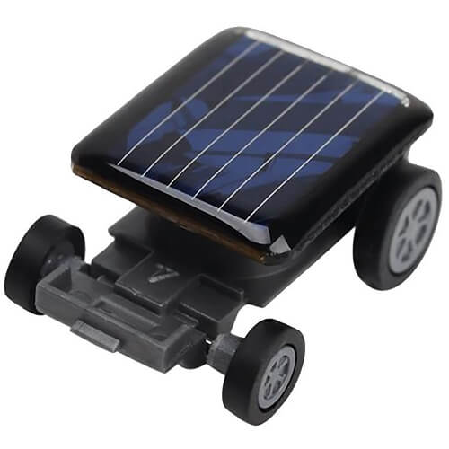World's Smallest Solar Robot