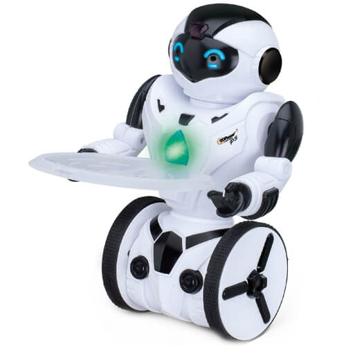Top Race Self Balancing Robot
