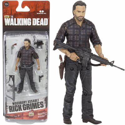 Rick Grimes Action Figure