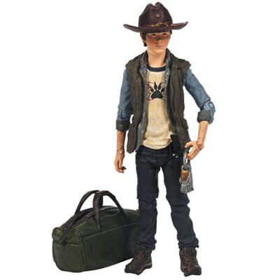 Carl Grimes Action Figure