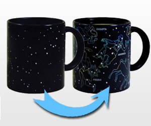 Star Constellation Mug