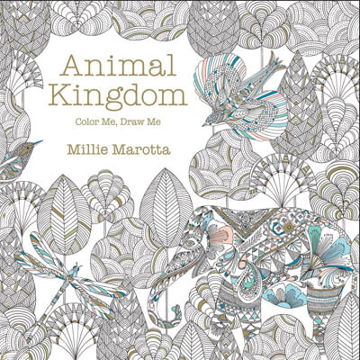 Best Advanced Coloring Books For Kids Teens And Adults