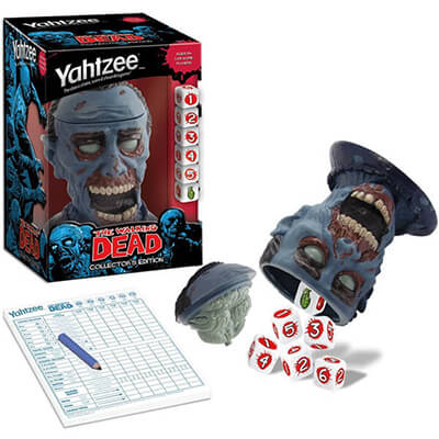Walking Dead YAHTZEE