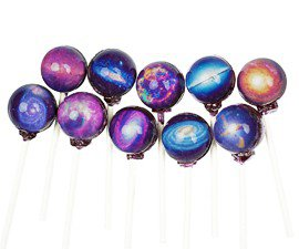 Galaxy Lollipops
