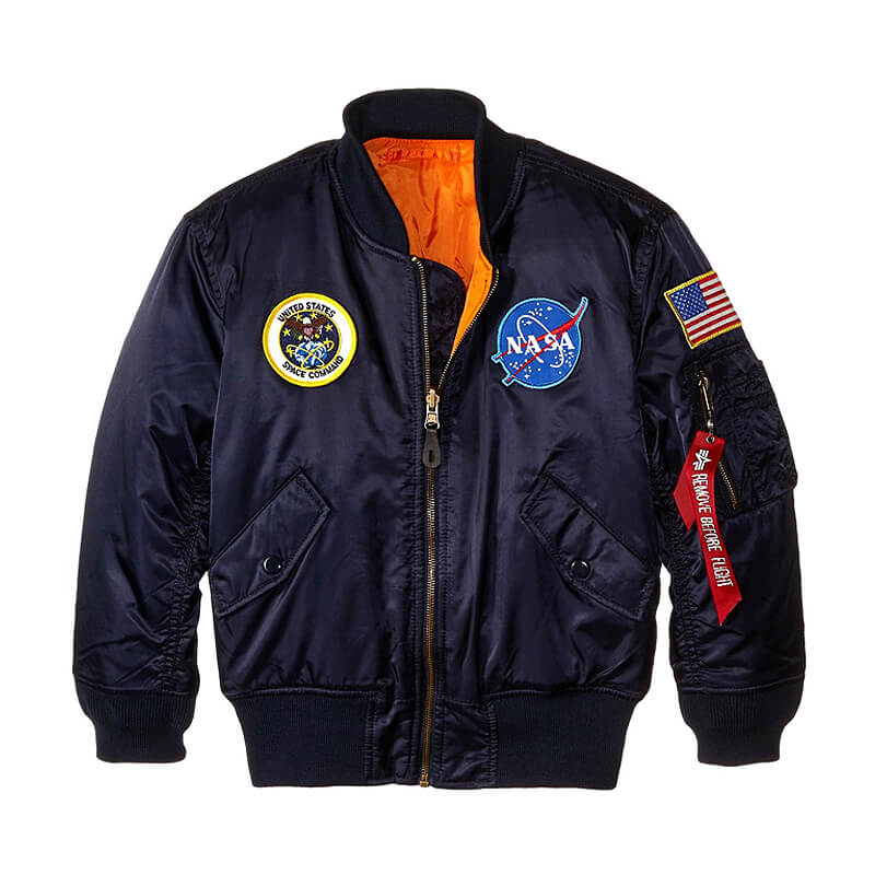 Alpha Industries NASA Space Command Jacket