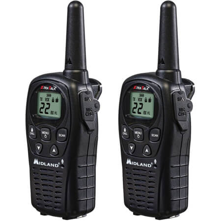 long range two way radios reviews