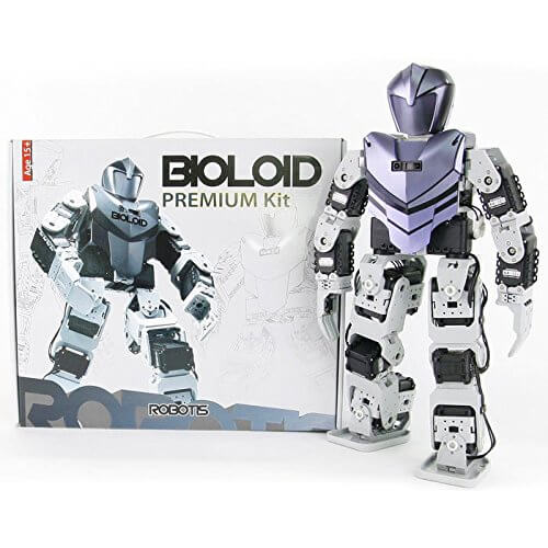 ROBOTIS Advanced Bioloid Premium Kit