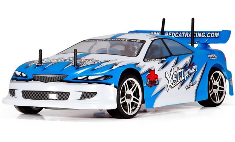 Gas Powered Car Nitro RC Cars And Trucks