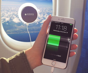 Solar Smartphone Charger Tech