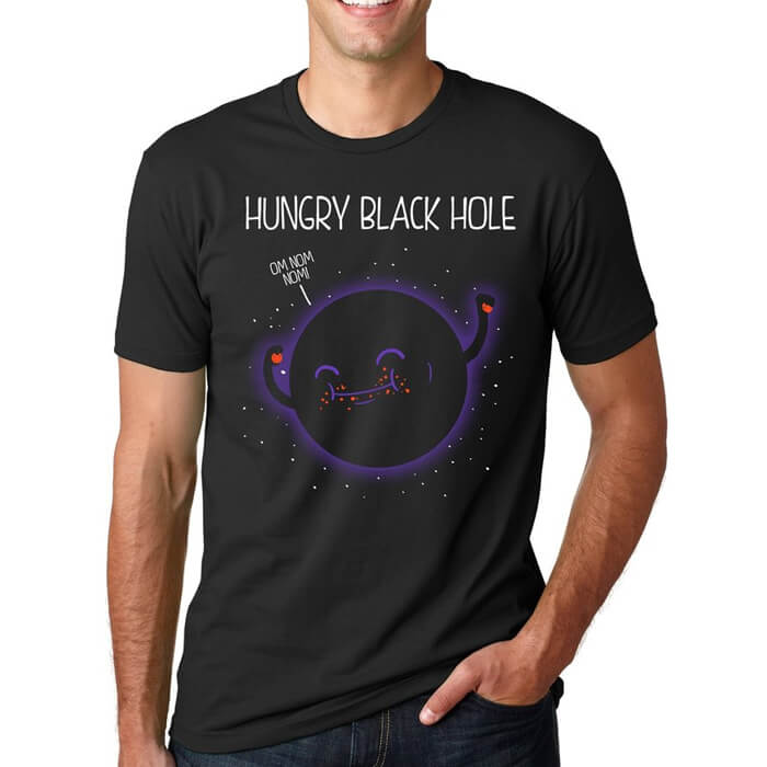 Hungry Black Hole Shirt
