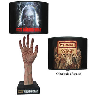Zombie Hand Table Lamp
