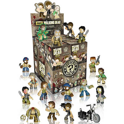 Walking Dead Mini Figure