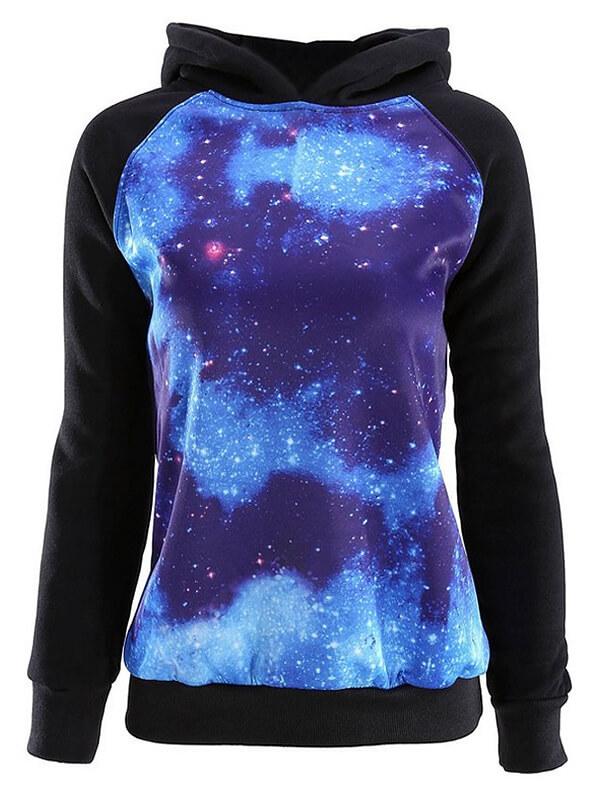 Galactic Stars Hoodie