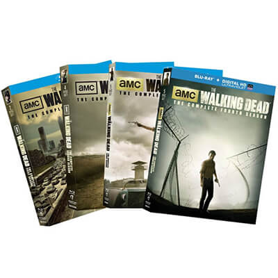 The Walking Dead BluRays