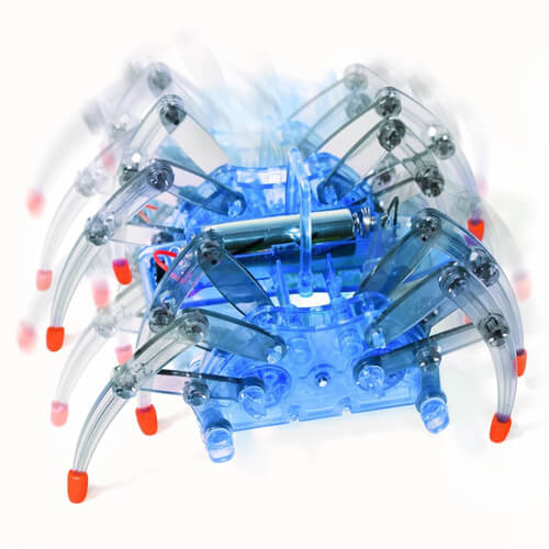 Smithsonian Science Activities Robo Spider Kit