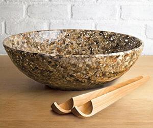 River Stones Bowl