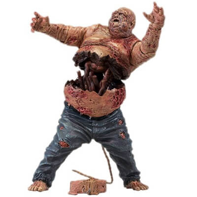 Well Zombie Action Figure
