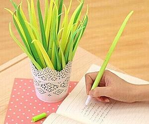 Grass-Blade Pens Geek Gift