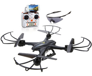 FPV Live Video Quadcopter RC Drone