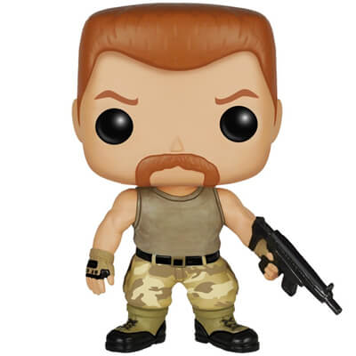Funko Pop Abraham Figure