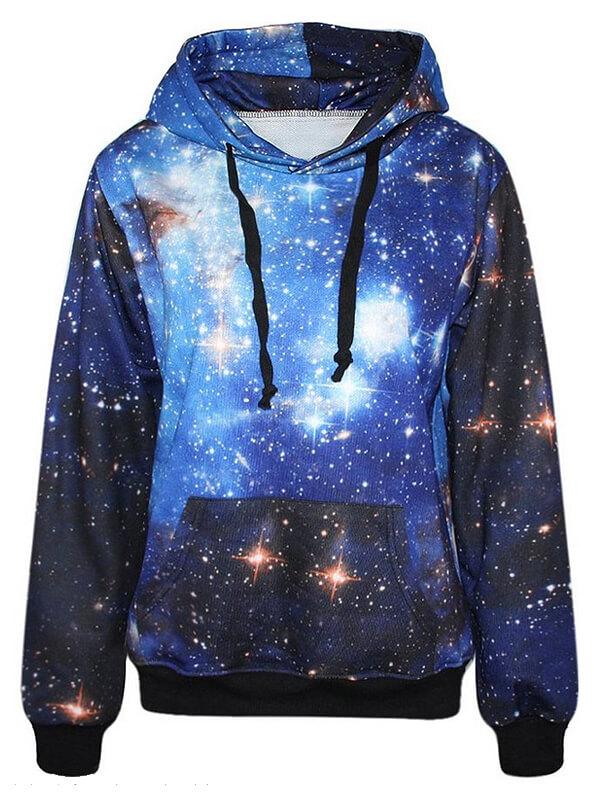 Pandolah Galaxy Hoodie