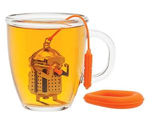 Scuba Diver Tea Infuser Ocean Gift