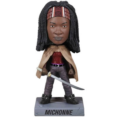 Michonne Wacky Wobbler