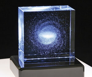 Milky Way Star Crystal