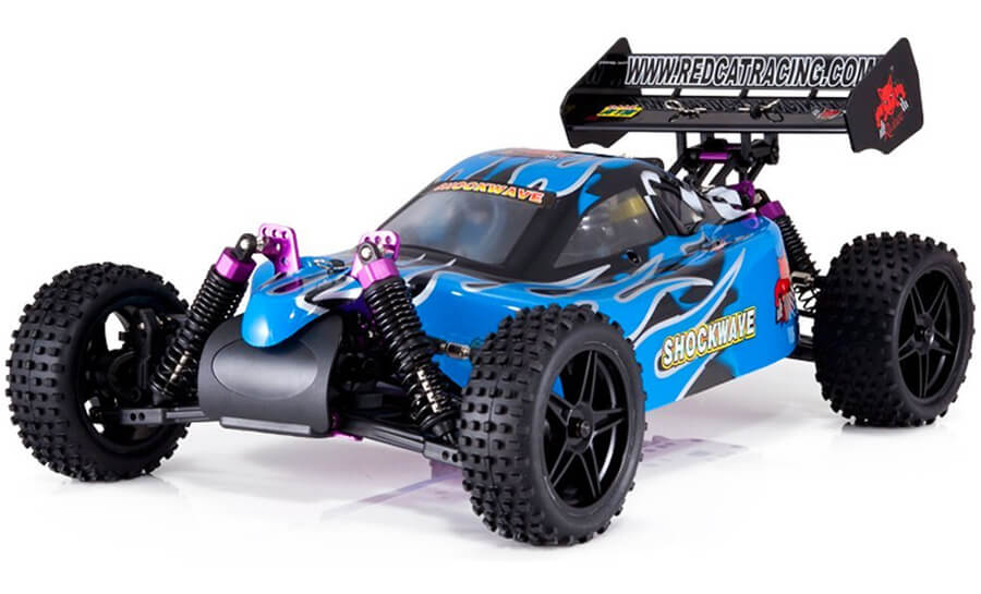 Best Gas Powered Nitro RC Cars and Trucks