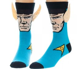 Star Trek Spock Ear Socks