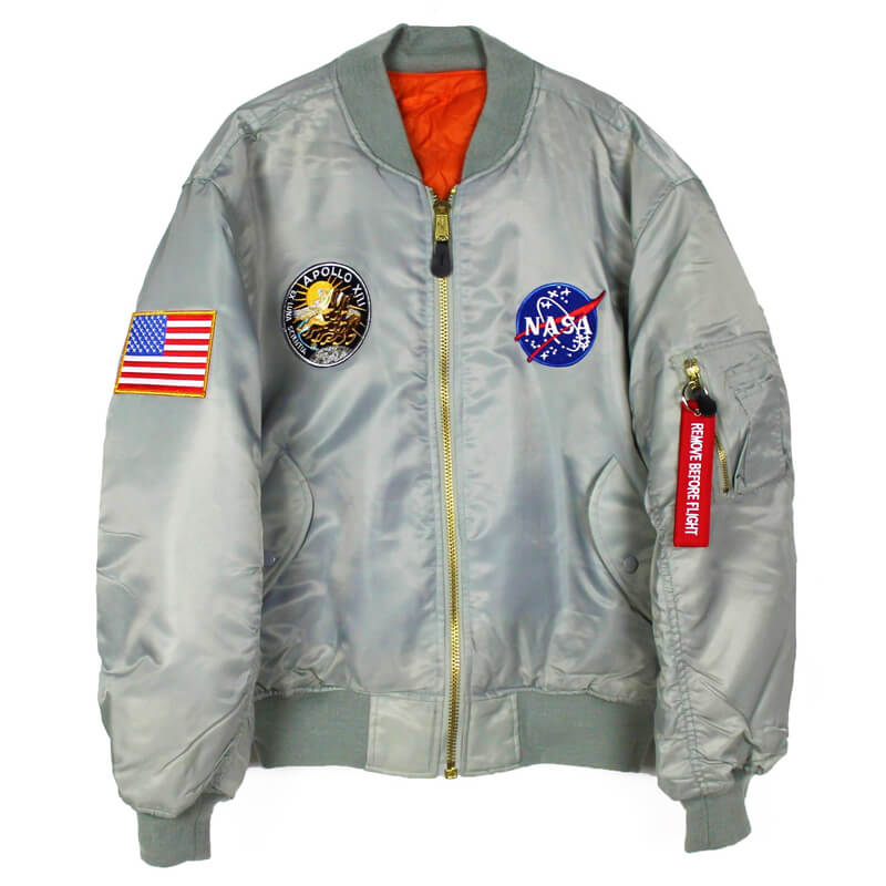 Apollo 13 NASA Bomber Jacket