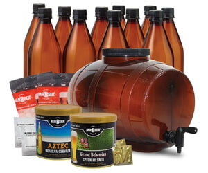 Craft Homebrewing Kit